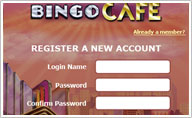 bingo cafe download instructions step 2