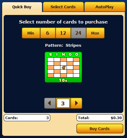 buying bingo cafe 75 ball bingo cards