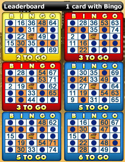 bingo cafe 75 ball bingo cards
