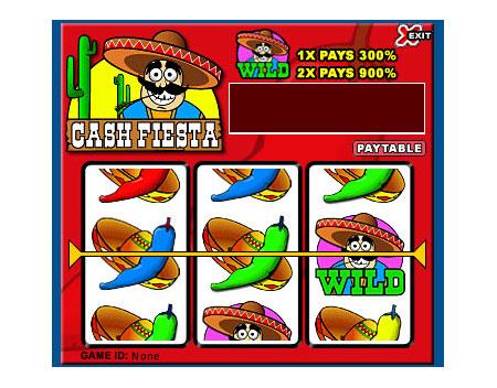 bingo cafe cash fiesta 3 reel online slots game