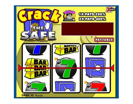 bingo cafe crack the safe 3 reel online slots game